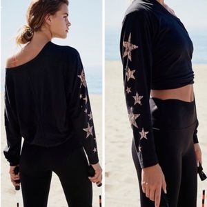 Free People Movement Star Long Sleeve Top